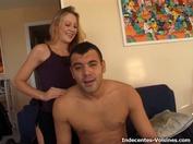 Mélanie, milf à gros seins qui aime bien piquer ! (vidéo exclusive)