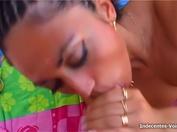 Mahé, à la recherche d'expérience avec un homme qui sait y faire... (vidéo exclusive)