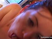 Pour son premier black, Sandy mets les bouchées double !  (vidéo exclusive)
