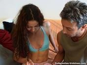 Une grosse baise hardcore avec la belle Angie ! (vidéo exclusive)