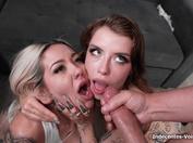 On aide Eva à assouvir son fantasme !  (vidéo exclusive)