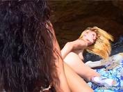 Deux blacks pour Isabelle !  (vidéo exclusive)
