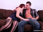 Toile de maître et sodomie pour Lena !  (vidéo exclusive)