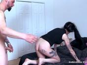 Nadya, la bourgeoise russe venue pour la fashion week se fait enculer par Tony ! (vidéo exclusive)