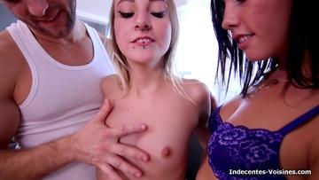 Betti, jolie cougar chauffée en Foret puis défoncée a l'hotel (vidéo exclusive)