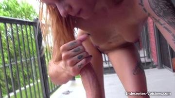 Kelly, 31 ans, de Rouen, bien baisée chez l'ami Gérard ! (vidéo exclusive)