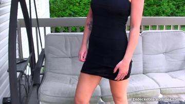 Ruby, de La Ciotat, en prend deux dans le cul !  (vidéo exclusive)