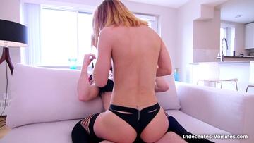 Partouze intense pour Léa et Ciara !  (vidéo exclusive)