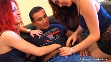 Cindy se fait démonter en double, a Charleroi en Belgique !  (vidéo exclusive)