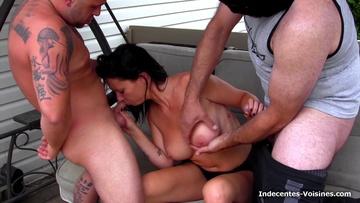 Un black pour Andréa !  (vidéo exclusive)