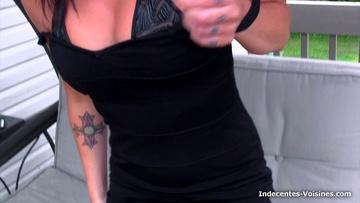 Eva, 40ans, enseignante belge avec une énorme envie !  (vidéo exclusive)