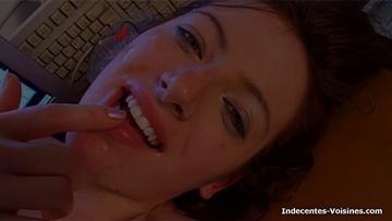 Sonia s'offre deux blacks au goûter !  (vidéo exclusive)